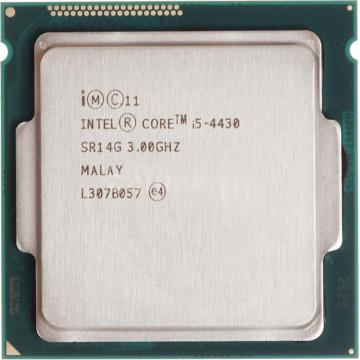 Procesor Intel Core i5-4430 3.00GHz, 6MB Cache, Socket 1150, Second Hand Componente Calculator