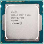 Procesor Intel Core i5-4690 3.50GHz, 6MB Cache, Socket 1150, Second Hand Componente Calculator