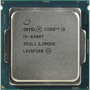 Procesor Intel Core i5-6400T 2.20GHz, 6MB Cache, Socket 1151, Second Hand Componente Calculator