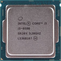 Procesor Intel Core i5-6500 3.20GHz, 6MB Cache, Socket 1151