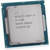 Procesor Intel Core i5-7400 3.00GHz, 6MB Cache, Socket 1151, Second Hand Componente Calculator