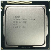 Procesor Intel Core i7-2600K 3.40GHz, 8MB Cache, Socket 1155, Second Hand Componente Calculator