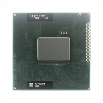 Procesor Intel Core i7-2620M 2.70GHz, 4MB Cache,  Socket FCBGA1023, PPGA988, Second Hand Componente Laptop