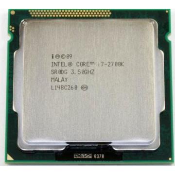 Procesor Intel Core i7-2700K 3.50GHz, 8MB Cache, Socket 1155, Second Hand Componente Calculator