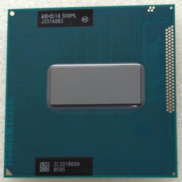 Procesor Intel Core i7-3720QM 2.60GHz, 6MB Cache, Socket  FCBGA1224, FCPGA988, Second Hand Componente Laptop