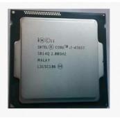 Procesor Intel Core i7-4765T 2.00GHz, 8MB Cache, Socket 1150, Second Hand Componente Calculator