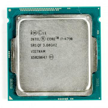 Procesor Intel Core i7-4790 3.60GHz, 8MB Cache, Socket 1150, Second Hand Componente Calculator