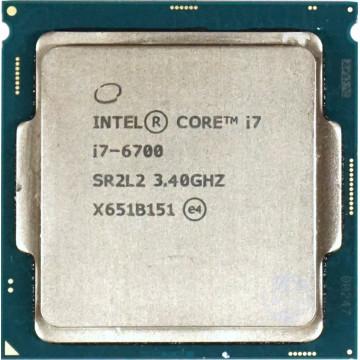 Procesor Intel Core i7-6700 3.40GHz, 8MB Cache, Socket 1151 v1, Second Hand Componente Calculator