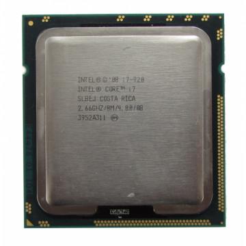 Procesor Intel Core i7-920 2.66GHz, 8MB Cache, Socket 1366, Second Hand Componente Calculator