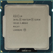 Procesor Intel Pentium Dual Core G2030 3.00GHz, 3MB Cache, Socket LGA1155, Second Hand Componente Calculator