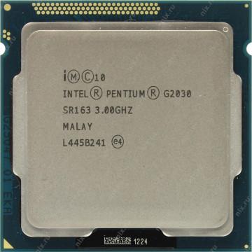 Procesor Intel Pentium Dual Core G2030 3.00GHz, 3MB Cache, Socket LGA1155, Second Hand Componente Calculator