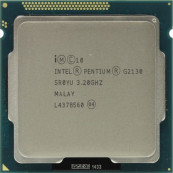 Procesor Intel Pentium Dual Core G2130 3.20GHz, 3MB Cache, Socket LGA1155, Second Hand Componente Calculator