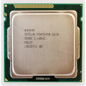 Procesor Intel Pentium Dual Core G620 2.60GHz, 3MB Cache Componente Calculator