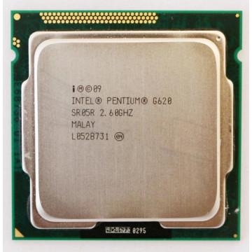 Procesor Intel Pentium Dual Core G620 2.60GHz, 3MB Cache Componente Calculator