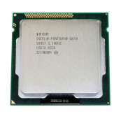 Procesor Intel Pentium G870 3.10GHz, 3MB Cache, Socket LGA 1155, Second Hand Componente Calculator