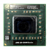 Procesor Laptop AMD A8-4500M 1.90GHz, 4 nuclee si 4 thread-uri, 2 x 2MB Cache, Socket FS1, Second Hand Componente Laptop