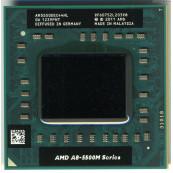 Procesor Laptop AMD A8-5500M 3.20GHz, Socket FM2, 4MB Cache, Second Hand Componente Laptop