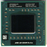 Procesor Laptop AMD A8-5500M 3.20GHz, Socket FM2, 4MB Cache
