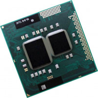 Procesor Laptop Intel Core i5-560M Gen 1, 2.66GHz (Up to 3.2GHz), 3 MB Cache, DDR3 1066 MHz