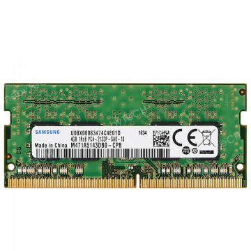 Memorie laptop 4GB SO-DIMM DDR4-2133MHz 260PIN, Second Hand Componente Laptop