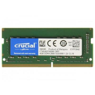 Memorie laptop 4GB SO-DIMM DDR4-2666MHz, Diverse modele, Second Hand Componente Laptop