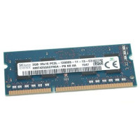 Memorie laptop SO-DIMM DDR3-1600 2GB PC3L-12800S 204PIN