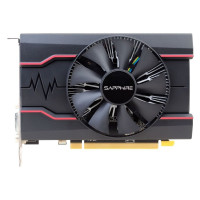 Placa video Sapphire Radeon RX 550 Pulse, 4GB GDDR5, HDMI, DVI-D, Display Port, 128bit