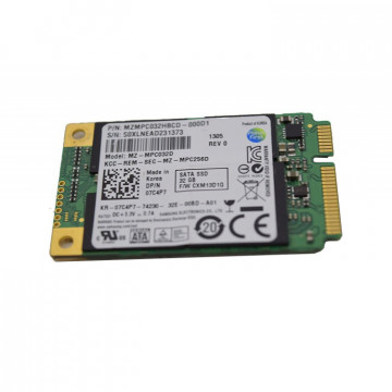 Solid State Drive (SSD) mSATA, 256GB, Diverse Modele, Second Hand Componente Laptop