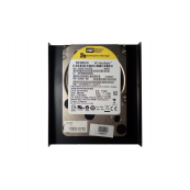 Hard Disk WD VelociRaptor 160GB, 2.5 Inch, 10K RPM + Adaptor pentru PC 3,5 Inch, Second Hand Componente Calculator