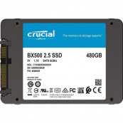 "Solid State Drive (SSD) Crucial BX500, 2.5"", 480GB, SATA 6Gb/s Componente Laptop"