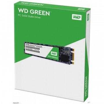 Solid State Drive (SSD) M.2 Western Digital Green 240GB, SATA III, Format 2280 Componente Calculator