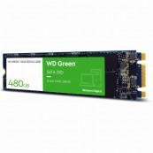 SSD Western Digital WDS480G2G0B, 480GB, SATA III, M.2 2280 Componente Laptop
