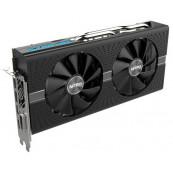 Placa video Sapphire Radeon RX 580 Nitro, 8GB GDDR5, HDMI, Display Port, DVI-D, Second Hand Componente Calculator