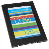 SSD Team Group L3 EVO 120GB 2.5'', SATA III 6GB/s, 530/400 MB/s