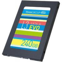 SSD Team Group L3 EVO 240GB 2.5'', SATA III 6GB/s, 530/470 MB/s