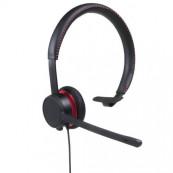 Casca pentru Call Center Avaya L129, Mono, Noise Cancellation, Quick Connect - RJ9 Periferice
