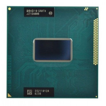 Procesor Intel Core i3-3120M 2.50GHz, 3MB Cache, Second Hand Componente Laptop
