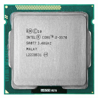 Procesor Intel Core i5-3570 3.40GHz, 6MB Cache, Socket 1155