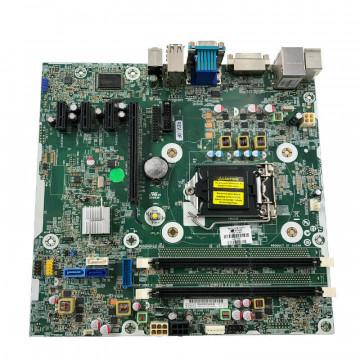 Placa de baza pentru HP ProDesk 400 G1 SFF, Socket 1150, Fara shield, Second Hand Componente Calculator