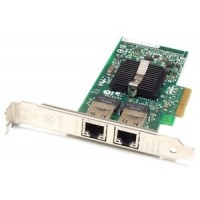 Placa de retea Dell X3959 Intel Pro/1000 PT RJ-45 Dual Port PCI-e