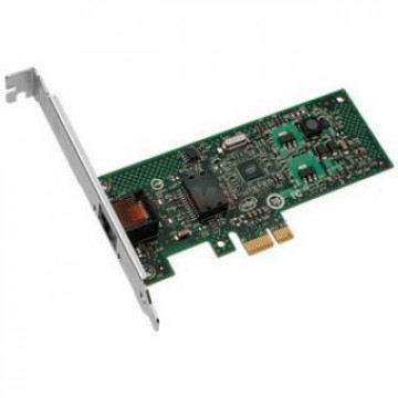 Placa de retea PCI Express X1, UTP 10/100/1000, Diverse modele, Second Hand Componente Server