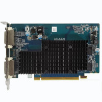 Placa video AMD Radeon HD7350, 1GB DDR3, Dual DVI
