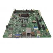 Placa de baza Dell Socket 1155, Pentru Dell 3010 Desktop, Fara shield, Second Hand Componente Calculator