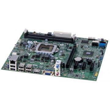 Placa de baza Dell Socket 1155, Pentru Dell 3010 Desktop, Fara shield, mATX, Second Hand Componente Calculator