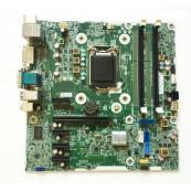 Placa de baza HP Socket 1150, Pentru HP 400G1 SFF, Fara shield, Second Hand Componente Calculator