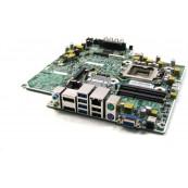 Placa de baza HP Socket 1155, Pentru HP 8300 USDT, Fara shield, Model 711787-001, Second Hand Componente Calculator