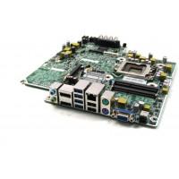 Placa de baza HP Socket 1155, Pentru HP 8300 USDT, Fara shield, Model 711787-001