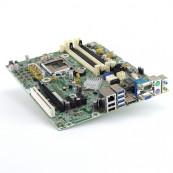 Placa de baza HP Socket 1155, Pentru HP 6300 SFF, Fara shield, Second Hand Componente Calculator