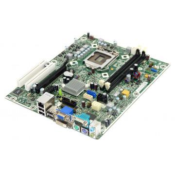 Placa de baza HP Socket 1155, Pentru HP 4300 SFF,  Non-ATX, Fara shield, Second Hand Componente Calculator