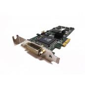 Placa de captura video DATAPATH VisionRGB-E1S, 1080p, DVI, PCI-Express, Low Profile, Second Hand Componente Calculator